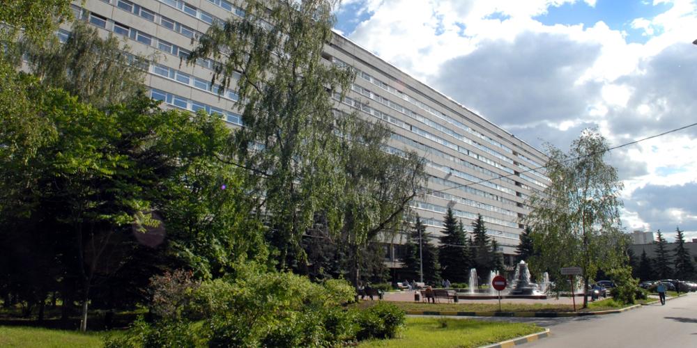Клиника на волоколамском шоссе в москве лор